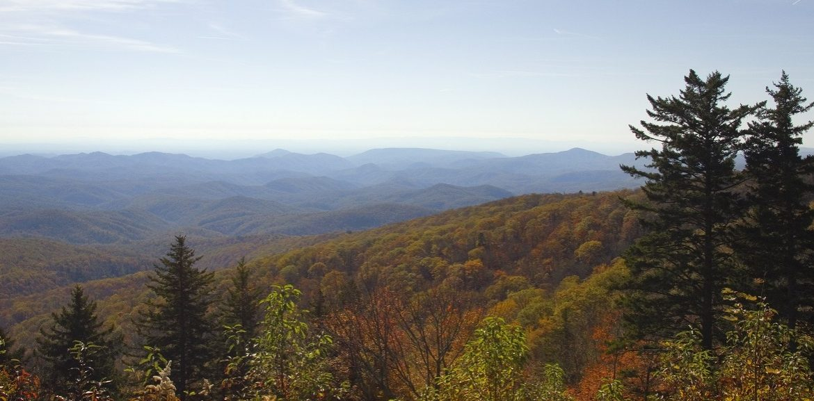 Where To Stay This Fall In The Blue Ridge Mountains