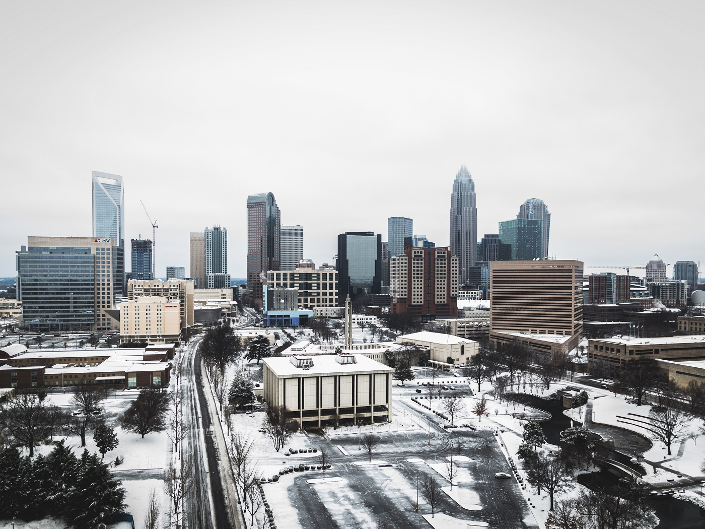 Snow in CLT