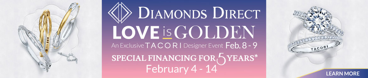 Diamonds Direct Valentine's Day 2019
