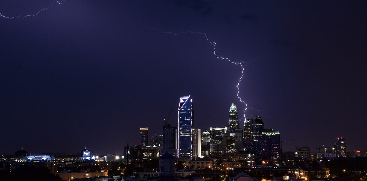 Talking Storm Photography with CLT Shooter Lewis Norman