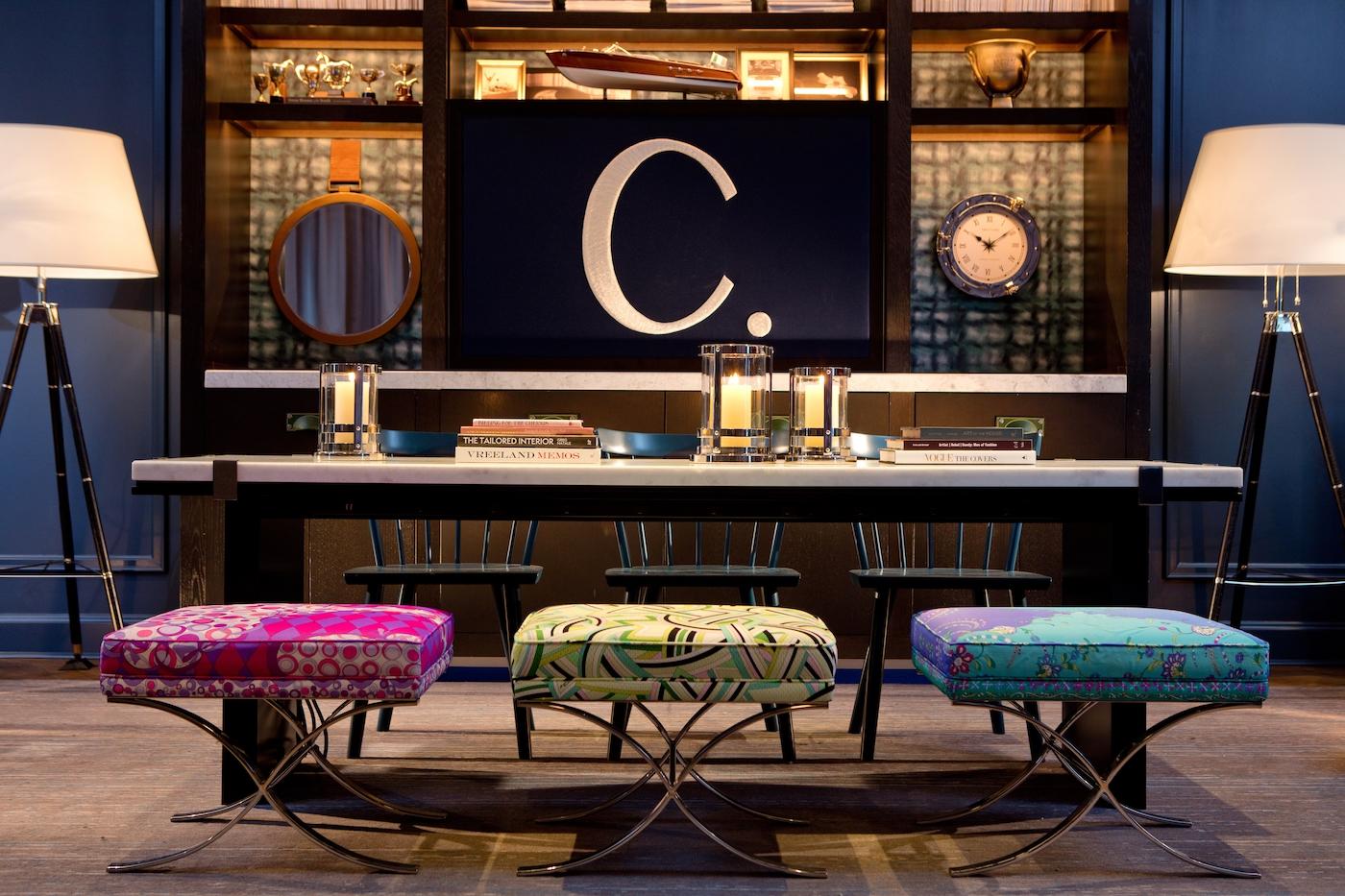 luxury Carolina hotel