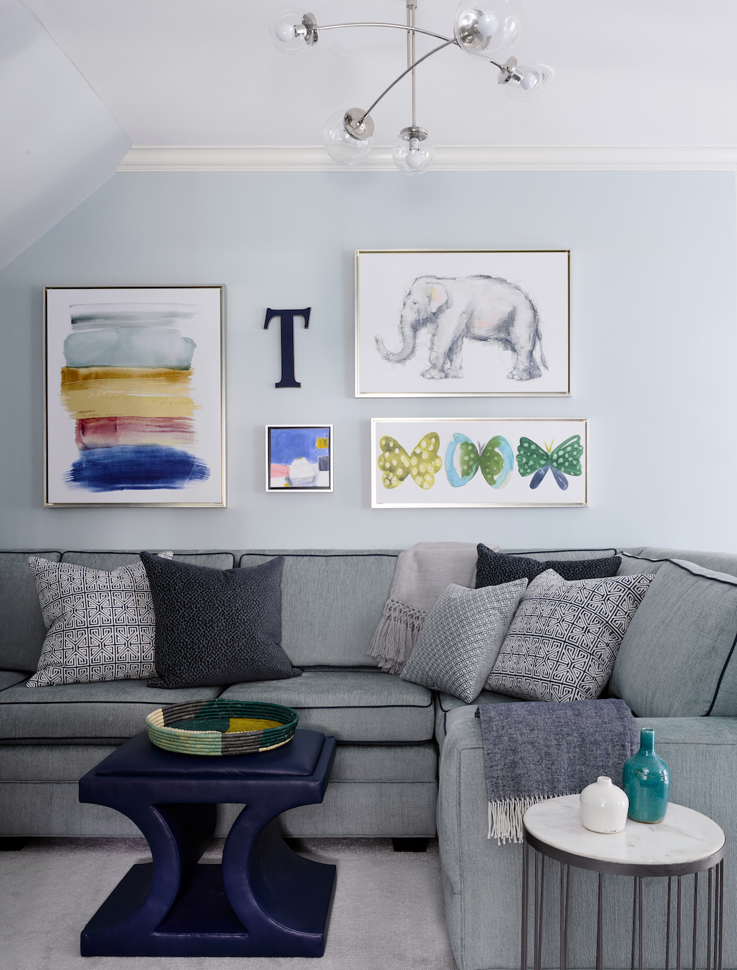 Laura Casey Art Interiors