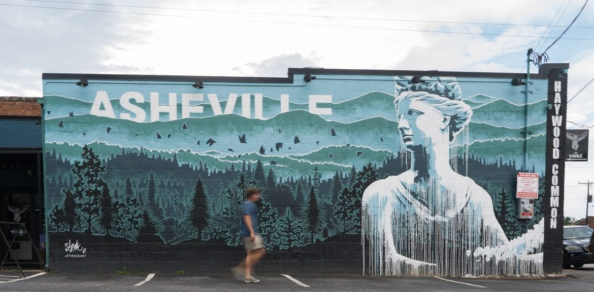 Exploring The Foodie Side of Asheville
