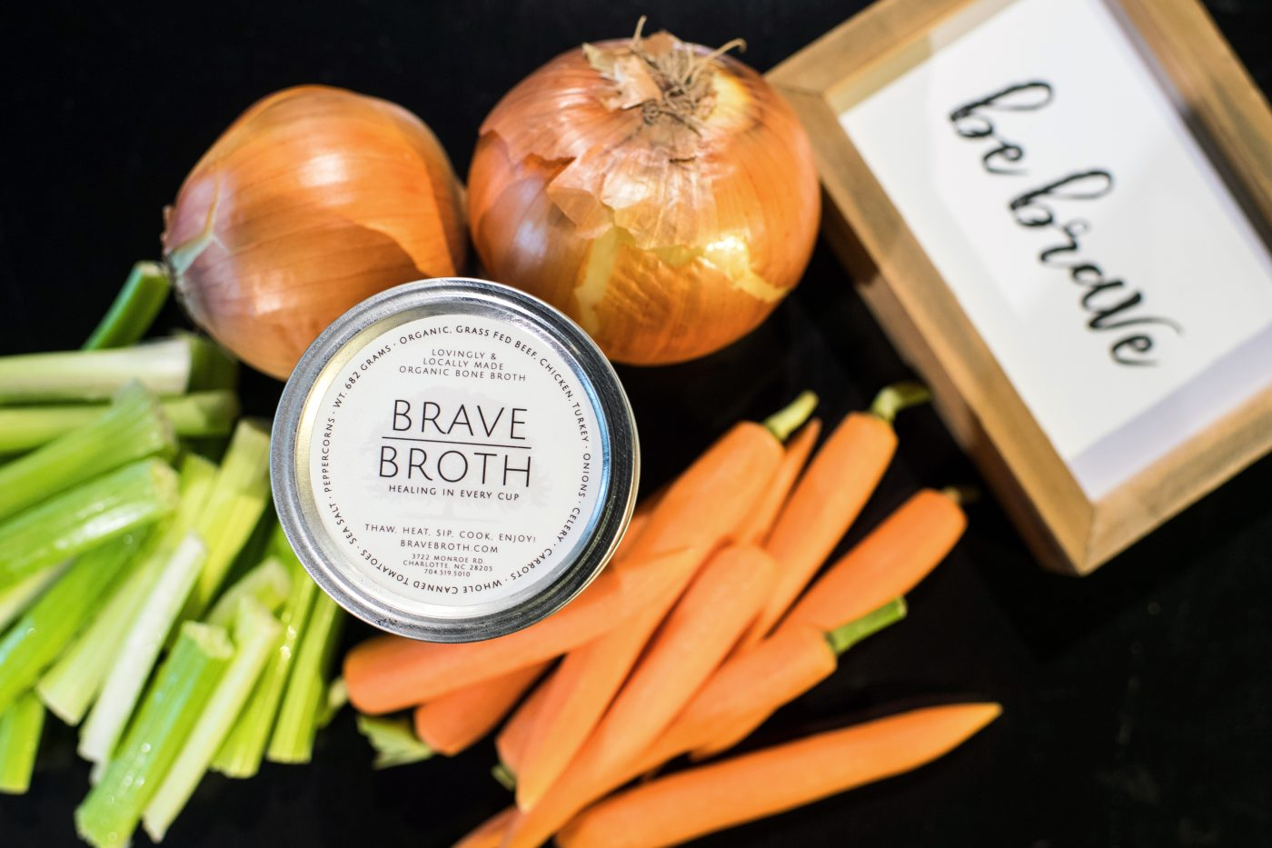 Bone Broth, Where To Get Healthy Food In Charlotte