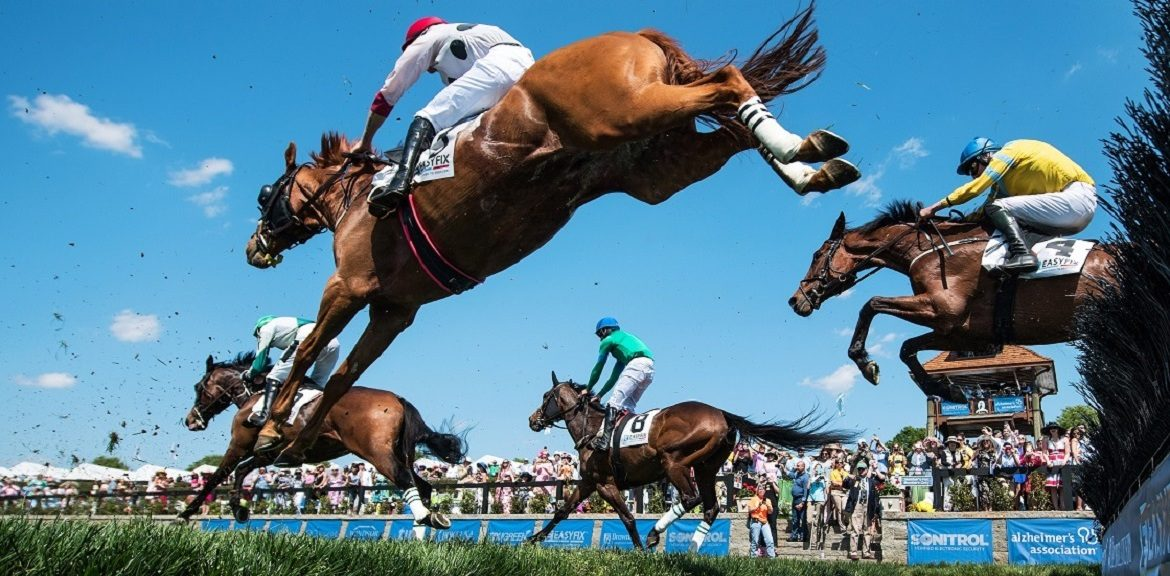 The 2020 Queen's Cup Steeplechase is Coming