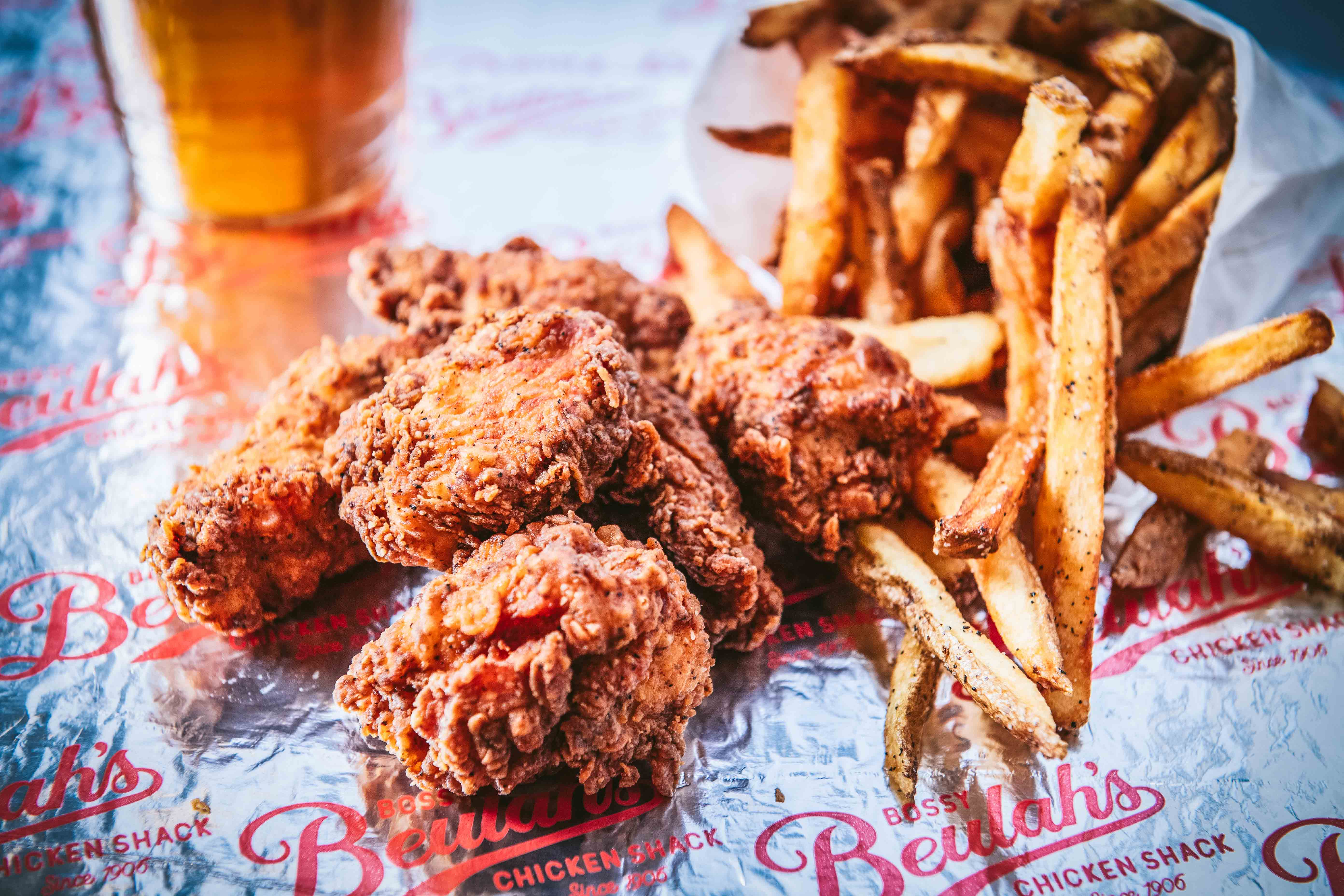 Bossy Bites at Bossy Beulah's Chicken Shack Charlotte NC