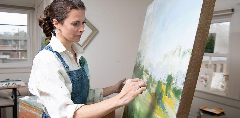 Lindsay Jones' Art & Process