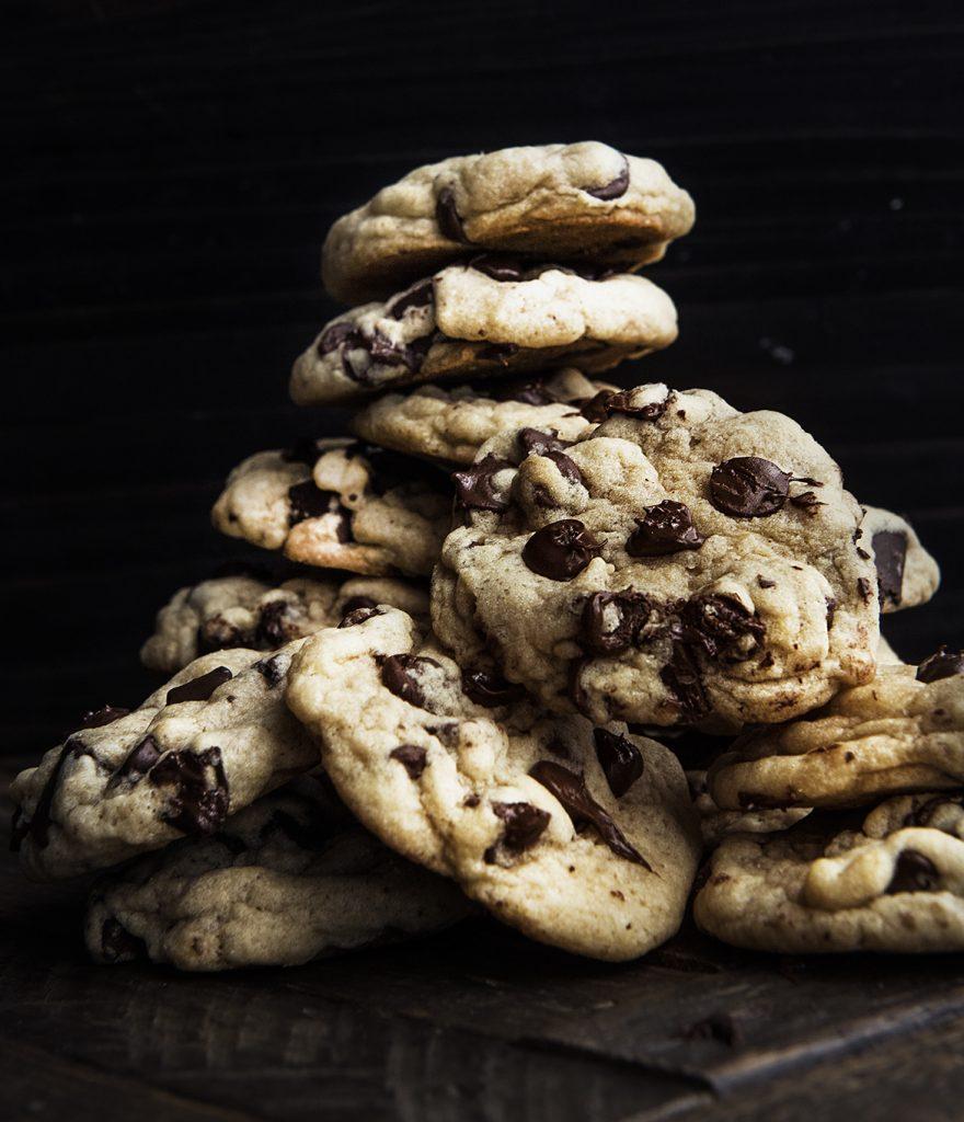 Chocolate chip Cookies, Favorite Desserts