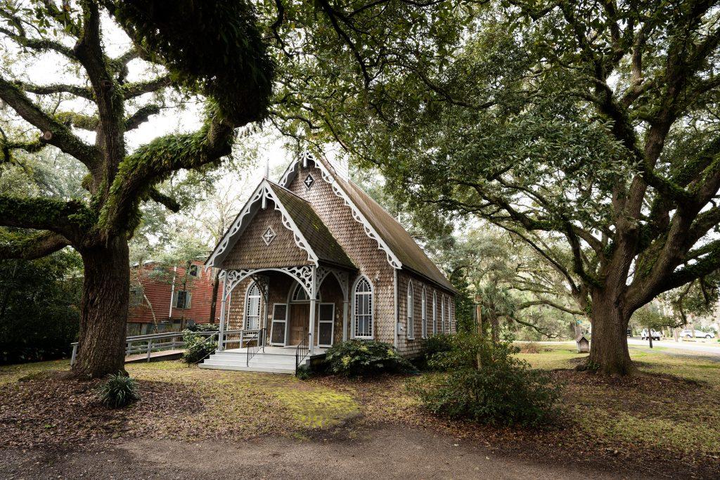 St James Santee Episcopal Chapel of Ease - McClellanville SC