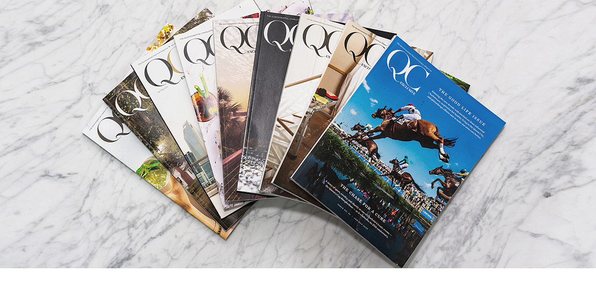Claim Your Subscription Offer Today - QC Exclusive Magazine
