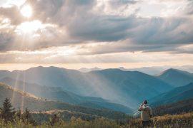 Bristol Virginia to Roan Mountain