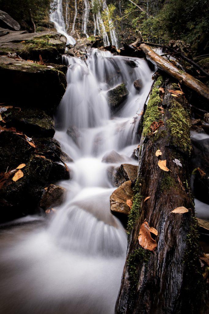 Best Waterfalls NC - Mingo Falls in Cherokee NC