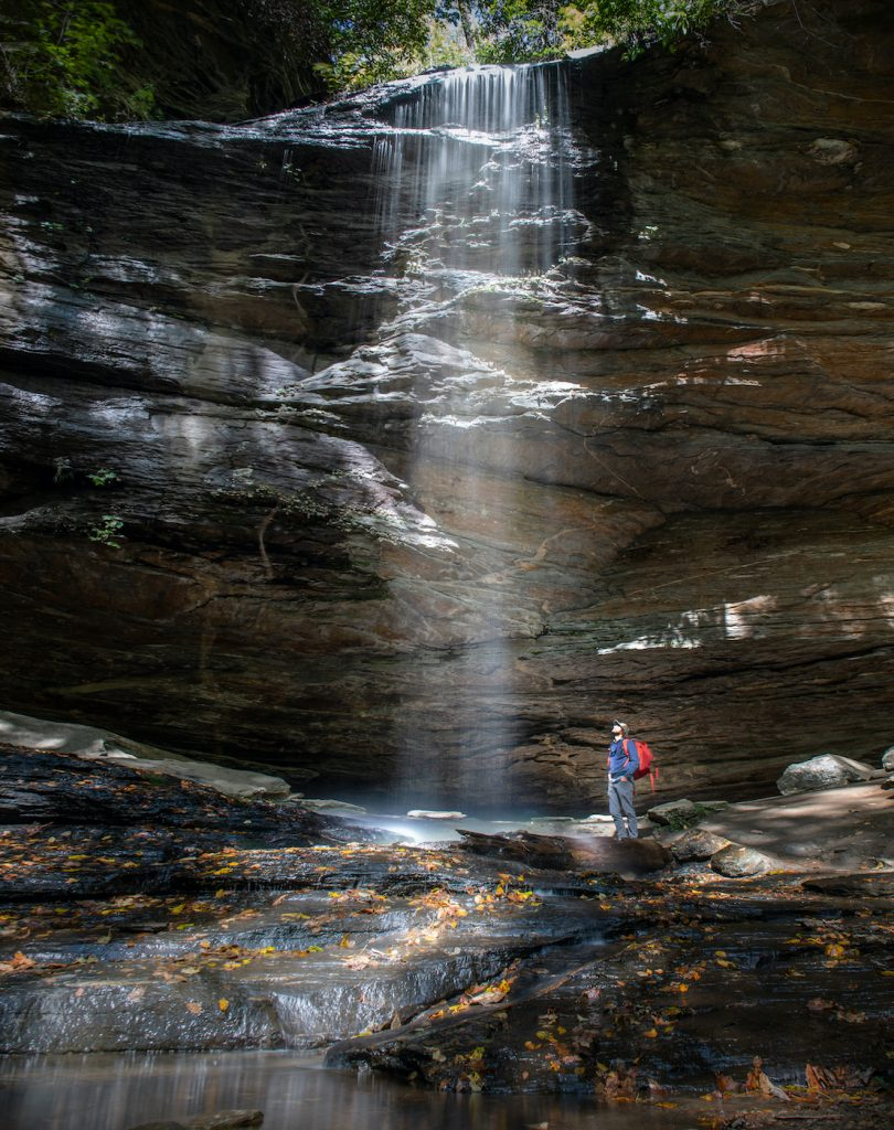 Best Waterfalls NC