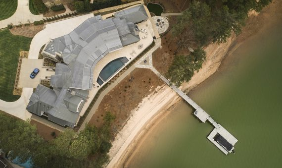 Kingswood custom Lake Norman home