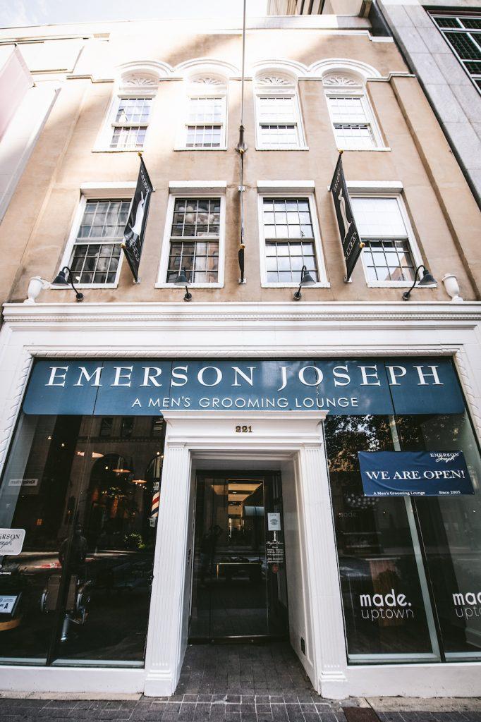 Emerson Joseph building