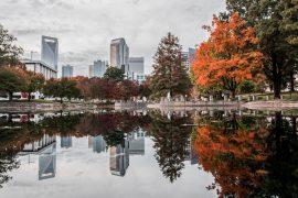 Fall in Charlotte NC