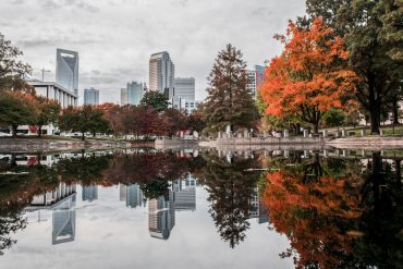 Fall in Charlotte NC