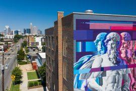 Charlotte murals