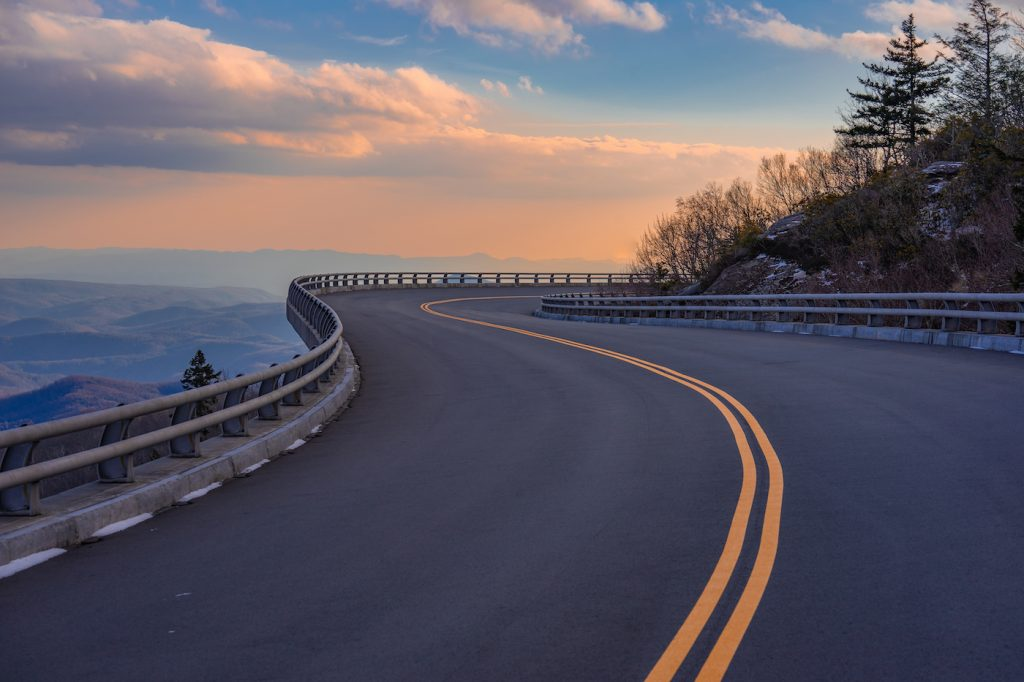 blue ridge parkway Carolina photography