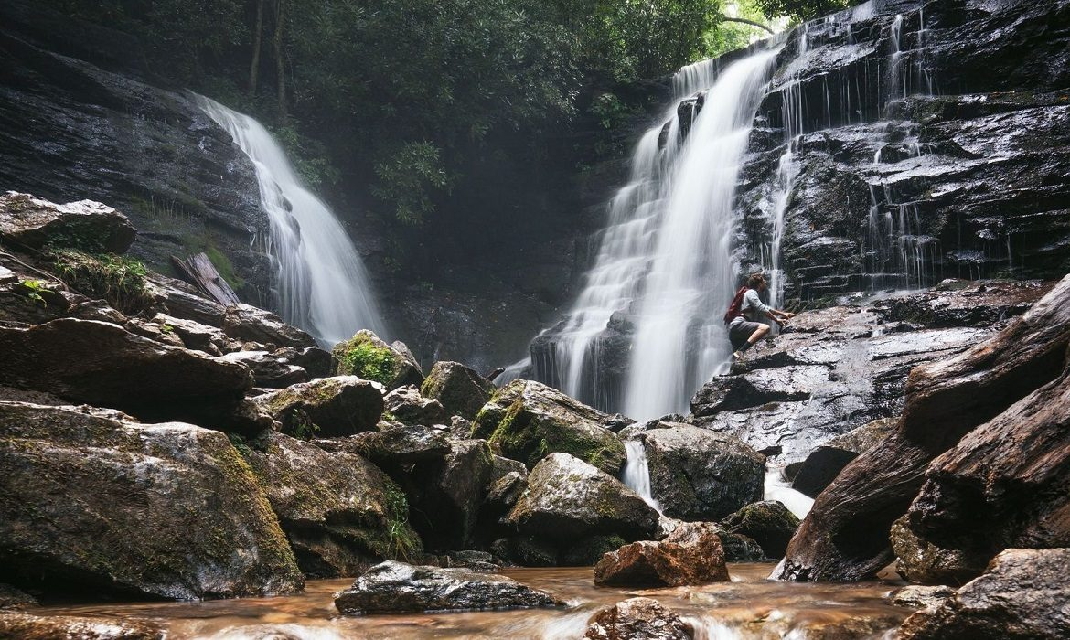 Go Waterfall Chasing in the Latest Issue