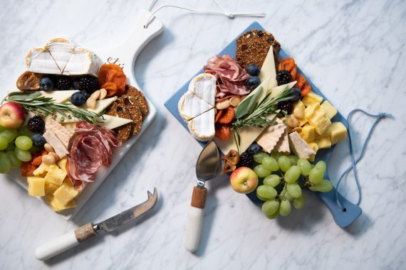 Queen Brie Cheese Boards