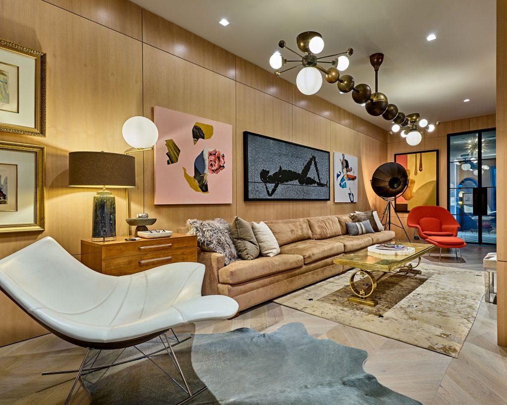 luxury residence in Uptown Charlotte